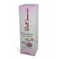Rosa Damascena  Rose Water 250 ml (%100 Pure and Natural)